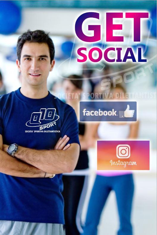 Get Social Q10 palestra Padova