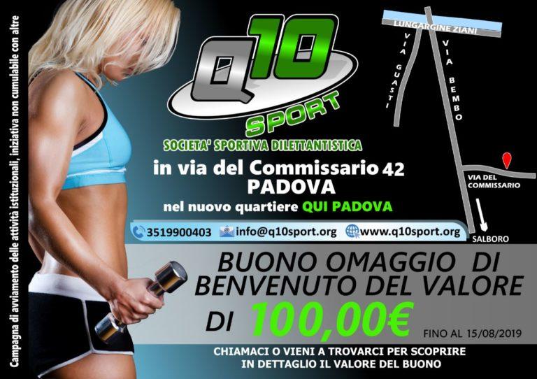 Q10 Sport Palestra Padova