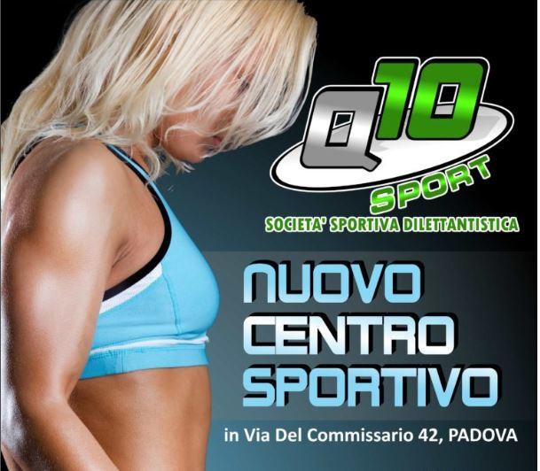 Q10sport Palestra Padova via Del commissario 42
