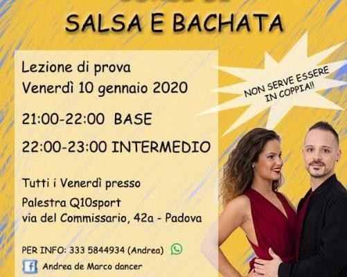 Q10Sport Palestra Padova, balli caraibici