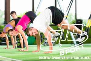 Suspension Training, 4 vantaggi di questo coinvolgente allenamento