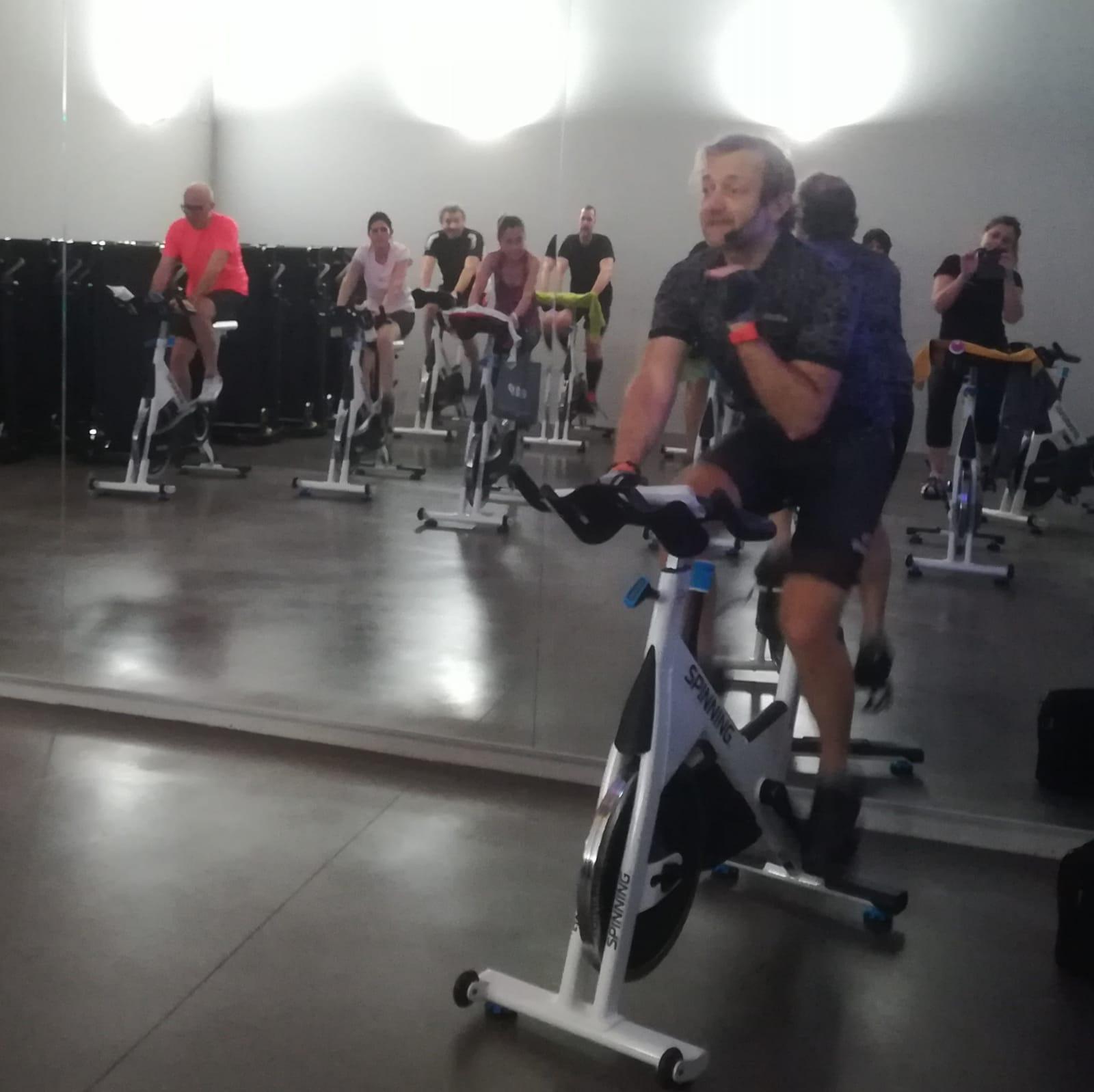 Conosciamo lo Spinning, l'allenamento inventato da Jhonny G